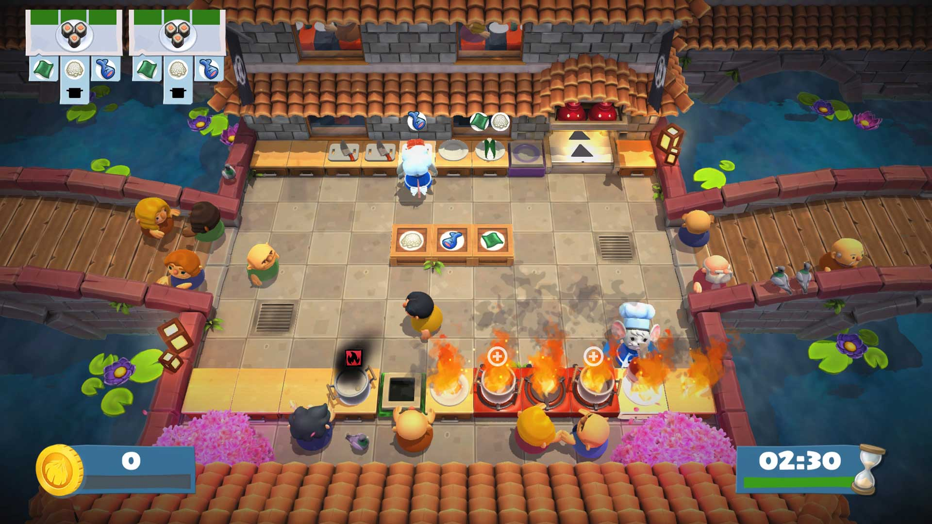 Overcooked 2 Livegamers