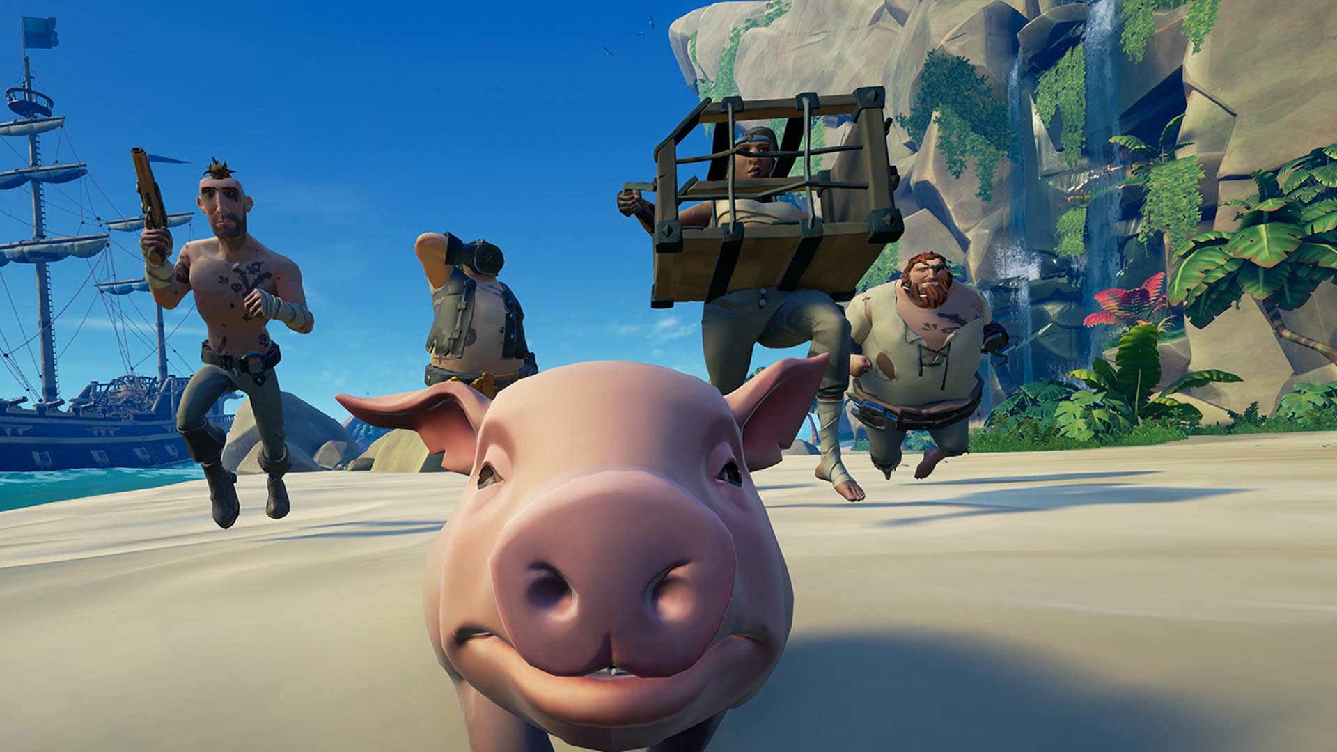 Livegamers Sea of Thieves