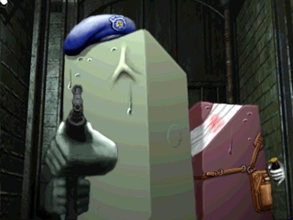Livegamers Resident Evil 2 Tofu